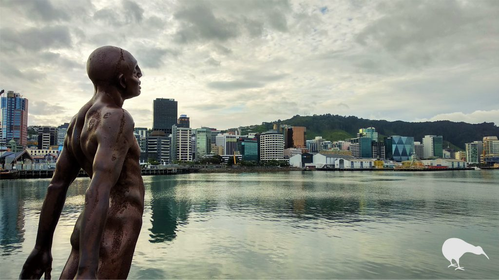 Monumento Waterfront Wellington