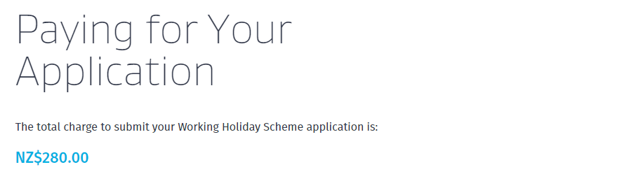 Ejemplo de Paying for your application